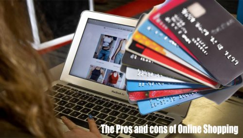 The Pros and cons of Online Shopping in Contemporary Society